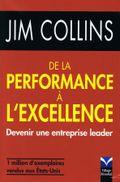 De la performane à l'excellence